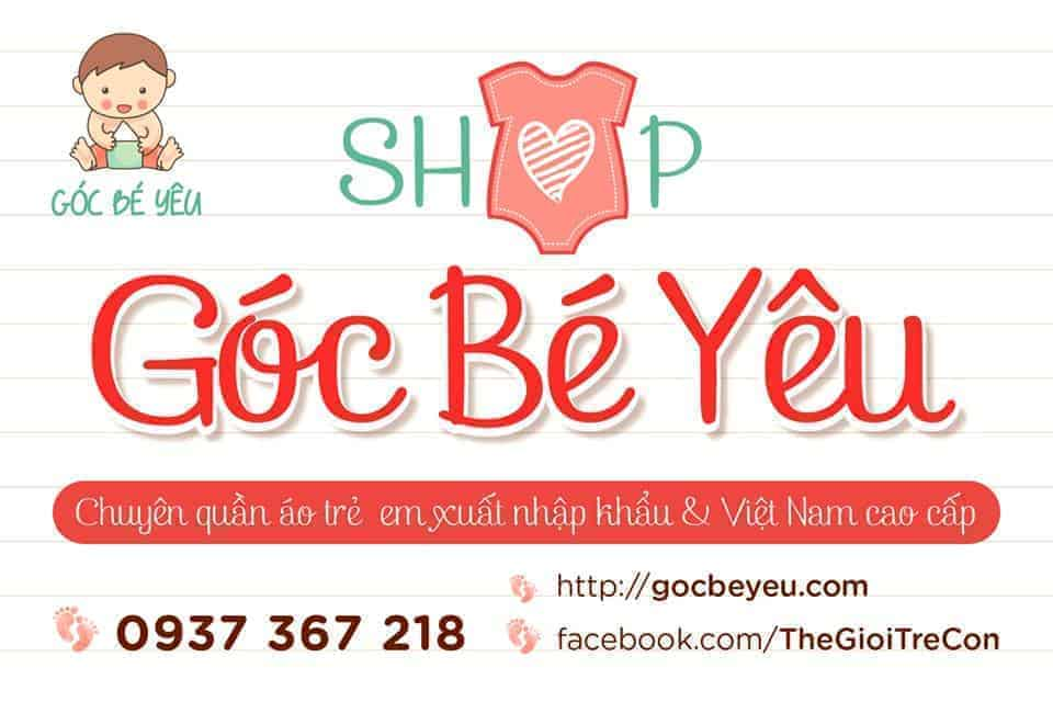shop thời trang quần áo trẻ em online uy tín