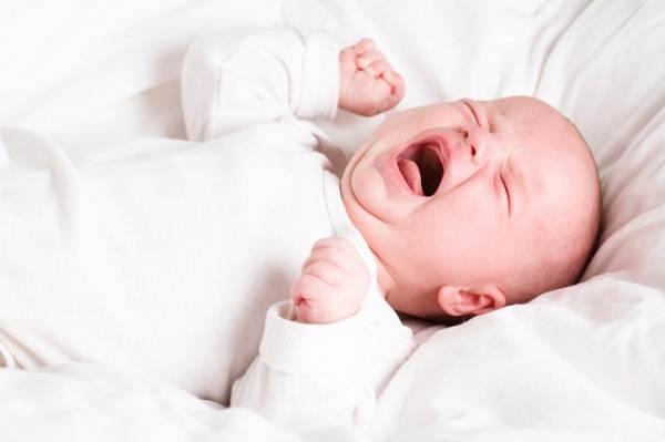 Chăm sóc bé - trẻ em khóc về đêm