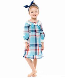 Đầm bé gái Vaenait xuất khẩu