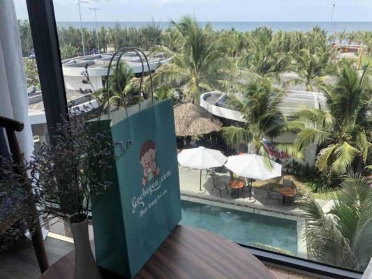 Check in Sala Tuy Hòa Beach Hotel bởi Góc Bé Yêu