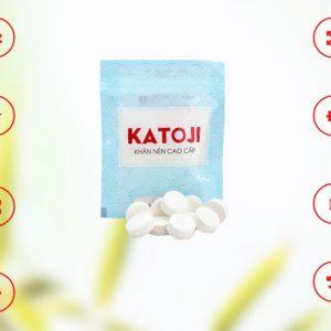 Khăn nén Katoji - Karina