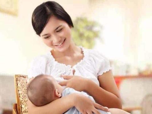 Làm đẹp sau sinh tại nhà