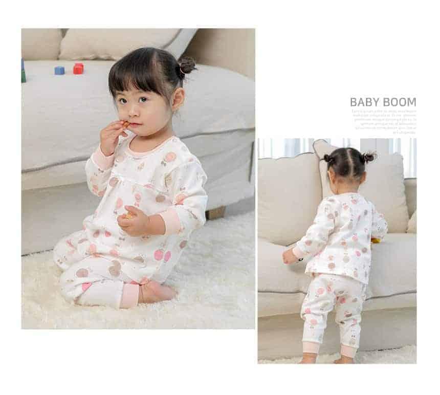 Quần áo trẻ em mặc nhà Hàn Quốc