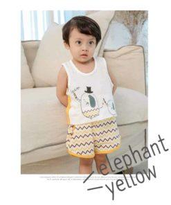 Quần áo trẻ em mùa hè Hàn quốc
