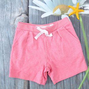Quần bé gái xuất khẩu hãng Lupilu (màu hồng).