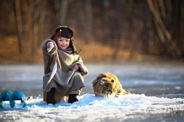 Cách giữ ấm cho bé vào mùa Đông