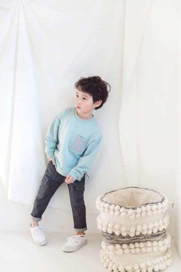 Năng động và khỏe mạnh là ưu điểm của những set đồ phong cách Hàn Quốc