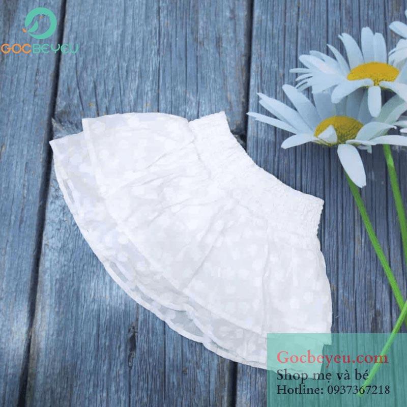 Chân váy cho bé gái 2-3 tuổi
