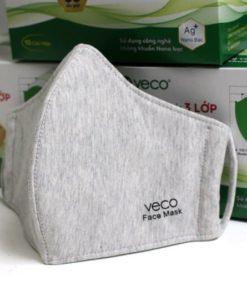 Khẩu trang vải cao cấp kháng khuẩn