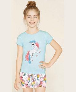 Bộ quần áo bé gái Disney ngựa Pony xinh xắn