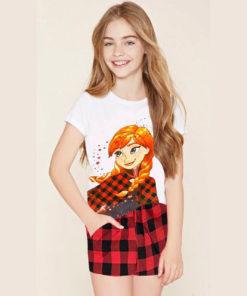 Bộ quần áo bé gái Disney