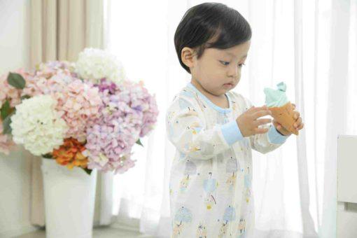 Quần áo sơ sinh cao cấp nhập khẩu Hàn Quốc