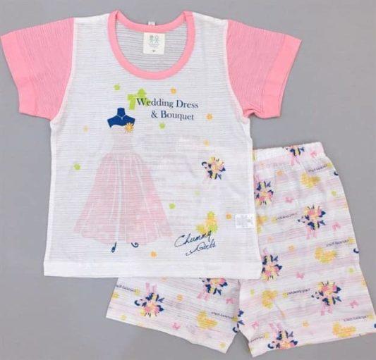 quần áo bé gái xuất khẩu Hàn Quốc