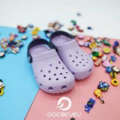 Dép crocs trẻ em