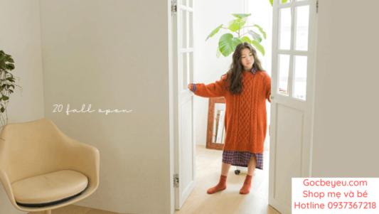 Shop Góc bé yêu – địa chỉ lý tưởng mua quần áo thu đông cho bé gái