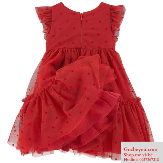 Mẫu quần áo noel cho bé gái tại Góc Bé Yêu