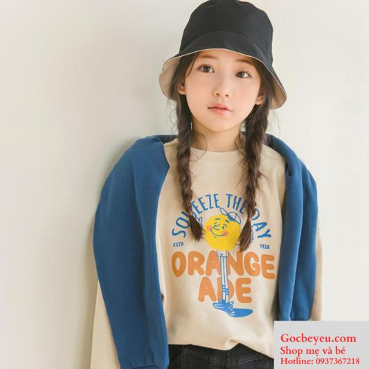 Mua quần áo thu đông cho bé gái ở đâu tp hcm