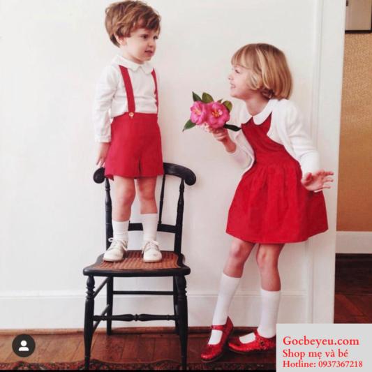 Những lý do nên mua quần áo noel cho bé gái tại Góc Bé Yêu?