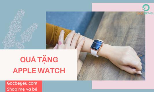 Gameshow tặng Apple watch