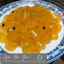 Hạt đác rim Phú Yên - Thơm và Chanh dây 100% nguyên chất