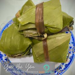 Bánh ít lá gai Đặc sản Phú Yên tại Sài Gòn
