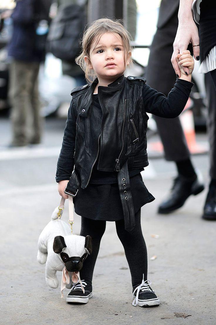 5 mẫu áo khoác da trẻ em nữ đẹp lung linh